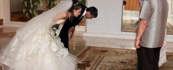благодарность своим родителям на свадьбе - готовые слова