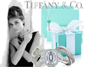 знаменитый бренд Tiffany & Co