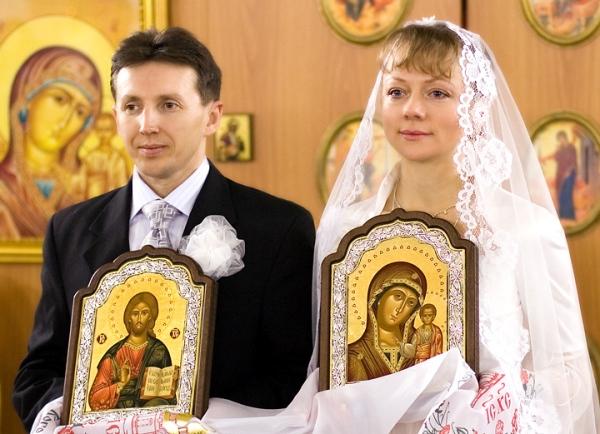 Иконы для церемонии венчания