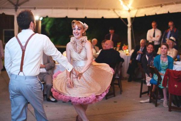 музыкальное сопровождение винтажной свадьбы