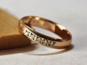 находка обручального кольца
