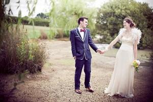 свадьба организованная в стиле винтаж