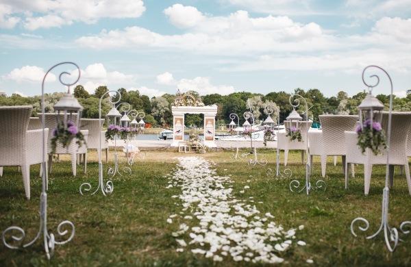 где гуляют свадьбу в стиле Прованс