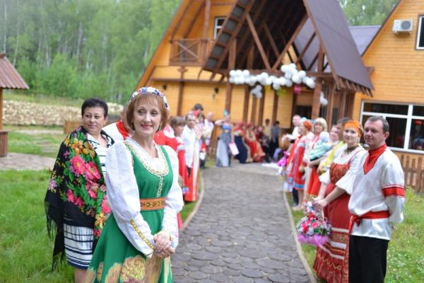 место проведения русской народной свадьбы