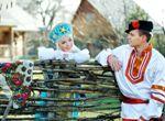 оформление свадьбы в русском народном стиле
