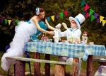 свадьбу в стиле Алиса в Стране чудес