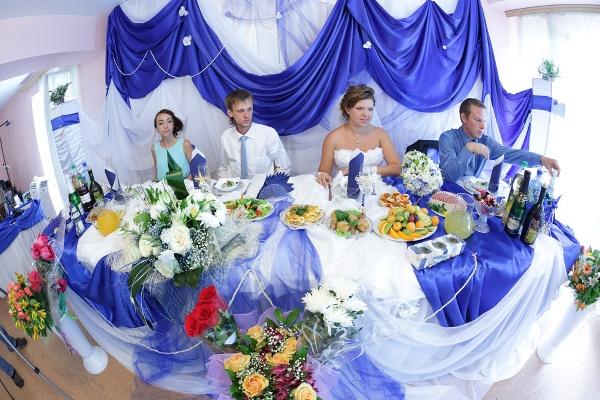 морская тематика в оформлении свадеб