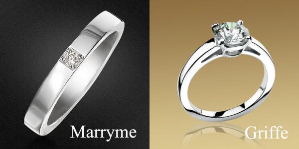 Помолвочные кольца для влюбленных от фирмы Булгари