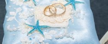 свадьба в морском стиле ее оформление, украшения и фото
