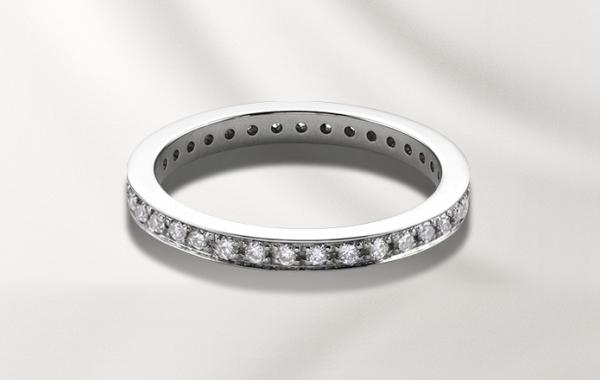 обручальное кольцо Булгари Dedicata a Venezia