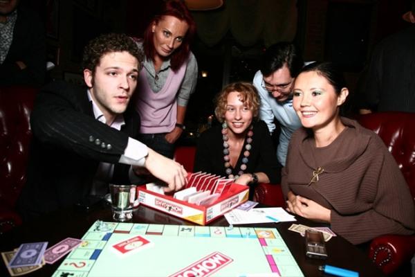 поиграть в монополию - бюджетный вариант дня рождения