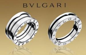 Bvlgari кольца обручальные купить
