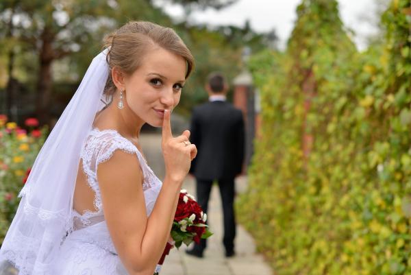 суеверия о свадьбе
