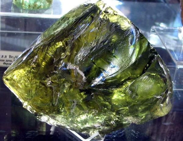 описание камня берилл