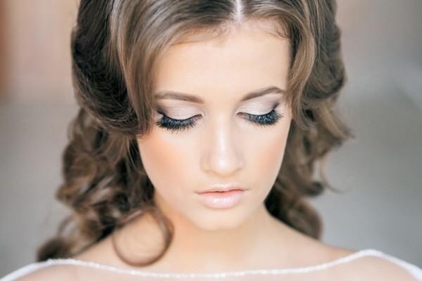 Свадебный макияж дома