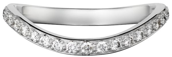 дорогое обручальное кольцо