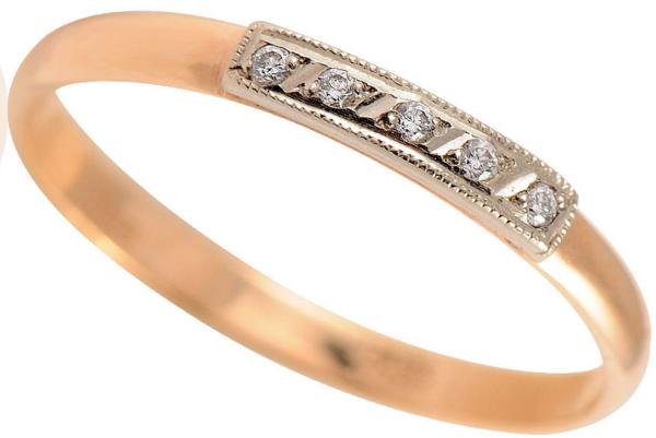 2e12f6dc23b3 обручальные кольца Адамас с драгоценными камнями. Фото  Металл  Золото ...