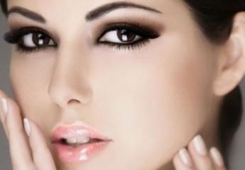 свадебный макияж для карих глаз примеры фото