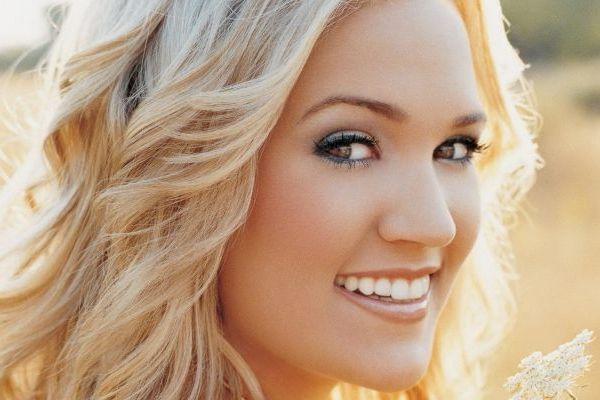 макияж кареглазой невесты блондинки