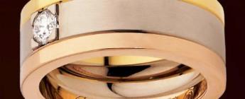 обручальные кольца бренда картье