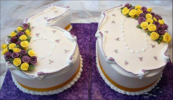 подарить собственноручно изготовленный торт