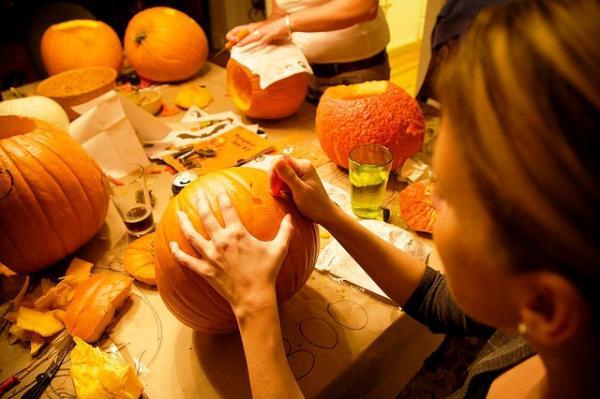 окончание праздника хэллоуин для подростков