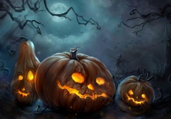 хэллоуин история праздника и страшные традиции