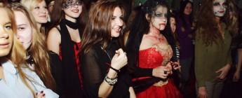 разные конкурсы на хэллоуин для подростков