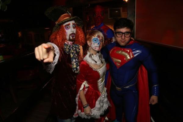 сценка на хэллоуин