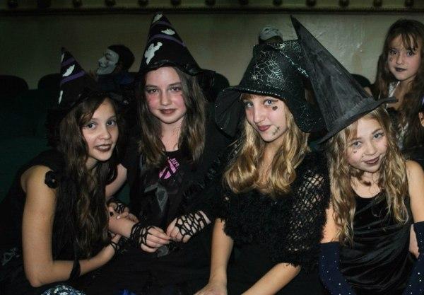 конкурс ведьма на хэллоуин
