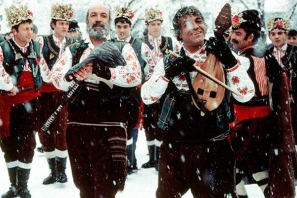 Как отмечают Новый год в болгарии
