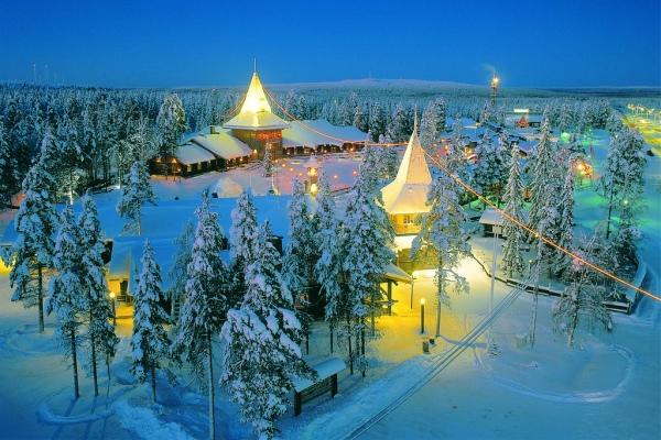 Как отмечают Новый год в Финляндии
