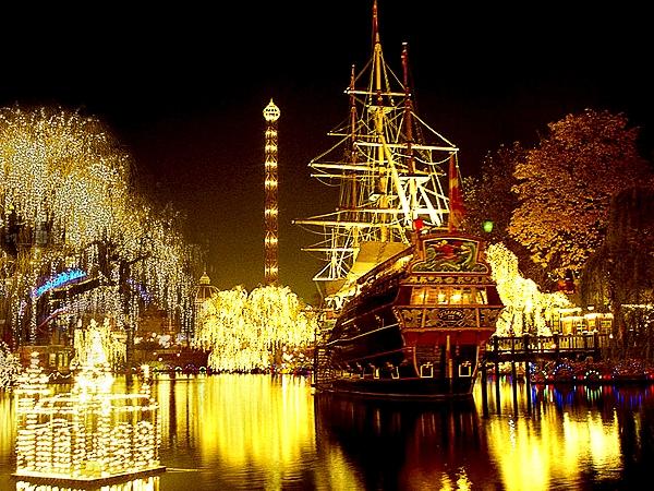Как отмечают Новый год в Дании