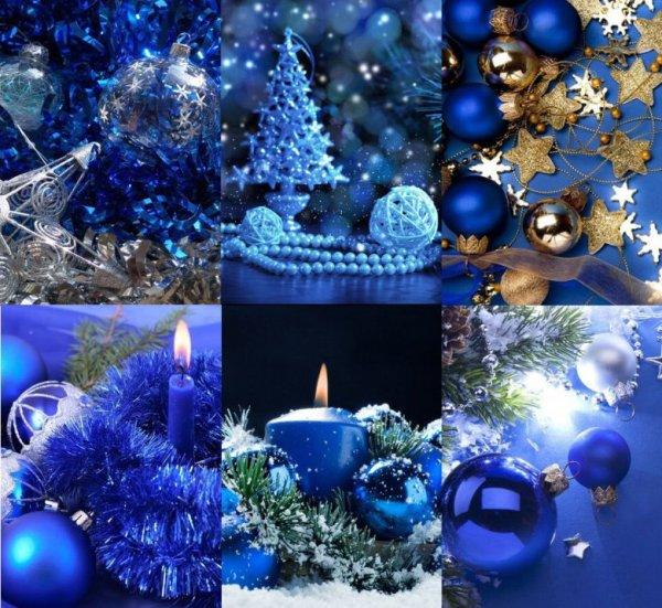 выбор цвета для декора комнаты 31 декабря