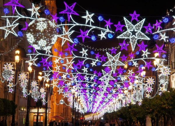 Как отмечают Новый год в Испании
